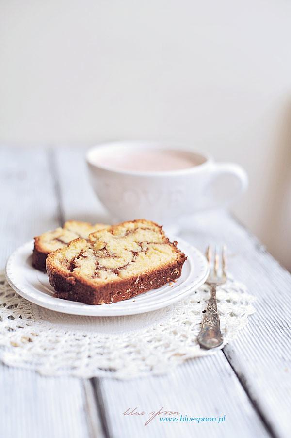 przepis na ciasto cynamonowe - blue spoon