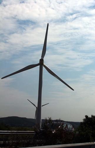 Panorami spagnoli: pala eolica