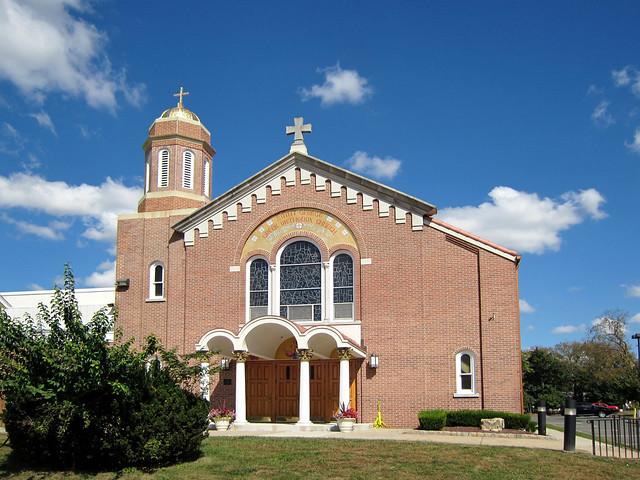 Saint George Greek Orthodox Church   Flickr - Photo Sharing!