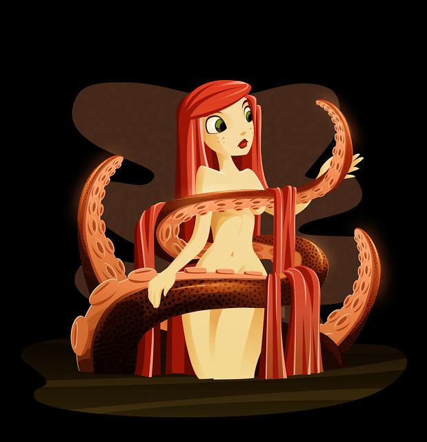 Illustration using Inkscape