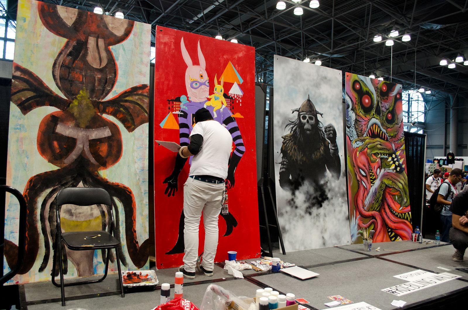 NYCC art
