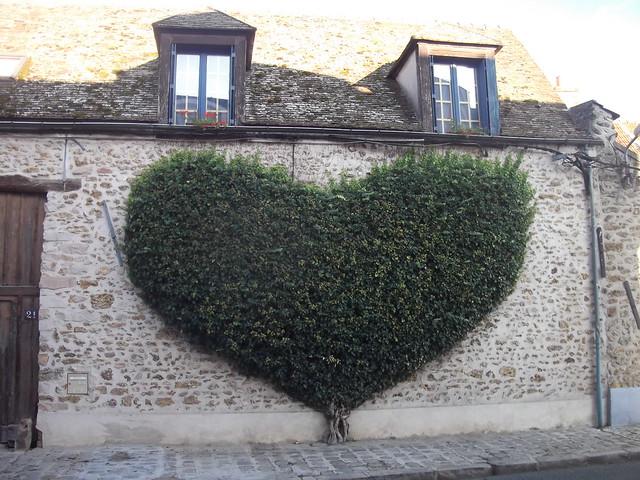 Coeur qui cherche un support