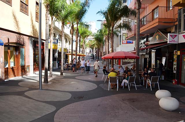 Calle La Hoya, Puerto de la Cruz, Tenerife