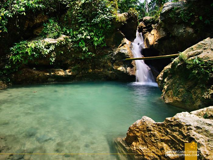 Dalipuga Falls in Iligan City