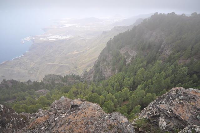 Canary Islands Fog