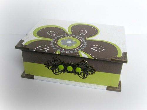 Roheline-pruun karp