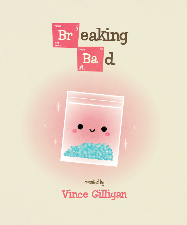 Kawaii Breaking Bad