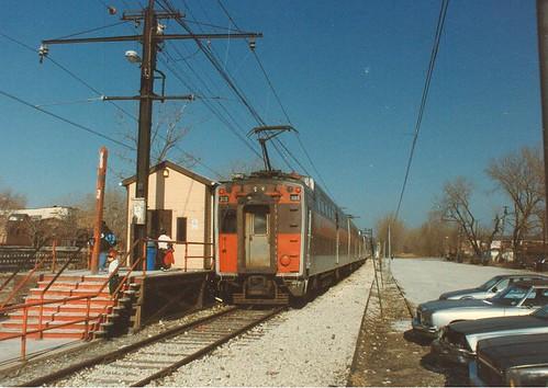 metra metraelectric metraelectric93rdststationsouthchicagobranch