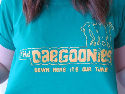 Daegoonies Tshirt