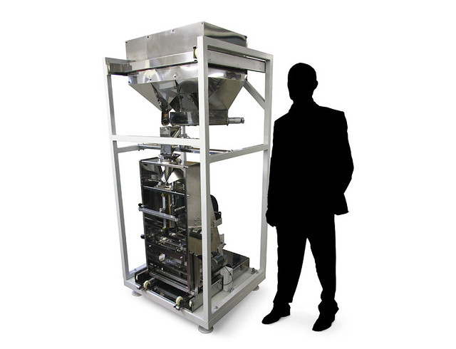 масштаб упаковочного автомата НОТИС