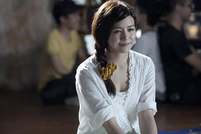陳妍希:「高中時除了念書,我最會的就是打排球!」