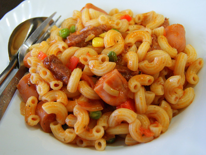 Eny Dummy: Macaroni Goreng