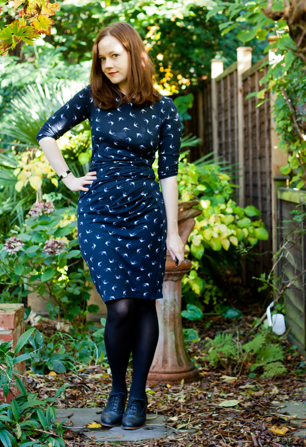 warehouse-bird-print-dress3