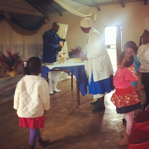 Giving of offerings, some of which is going to build a carepoint for ministering to the local orphans. #maliyadumazionistchurch #carepoint #offering #sundayafternoon #churchservice #swaziland #lovelookslikesomething #swazilandtripnovember2013