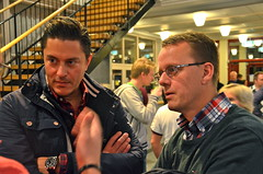 Brassbandfestivalen 2013 - Rickard Kendrick och Markus Rylander (Foto: Olof Forsberg)
