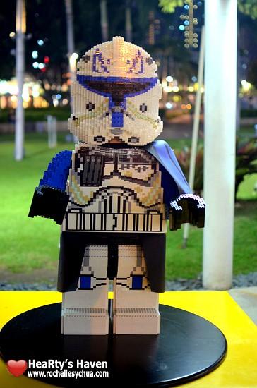Lego Miniland 4