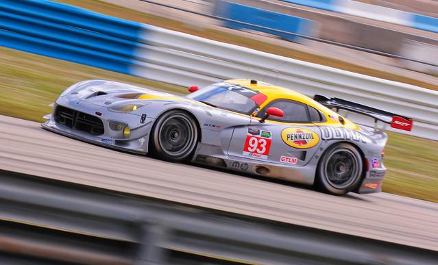 sebring Tudor racing