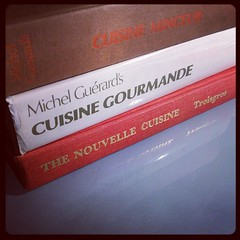 Re-organising my cookery books, forgot I had these #classics #legends #chefs