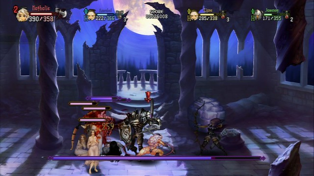 Dragon's Crown - Screenshot 1