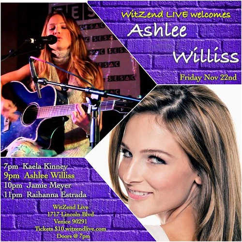Ashlee Williss