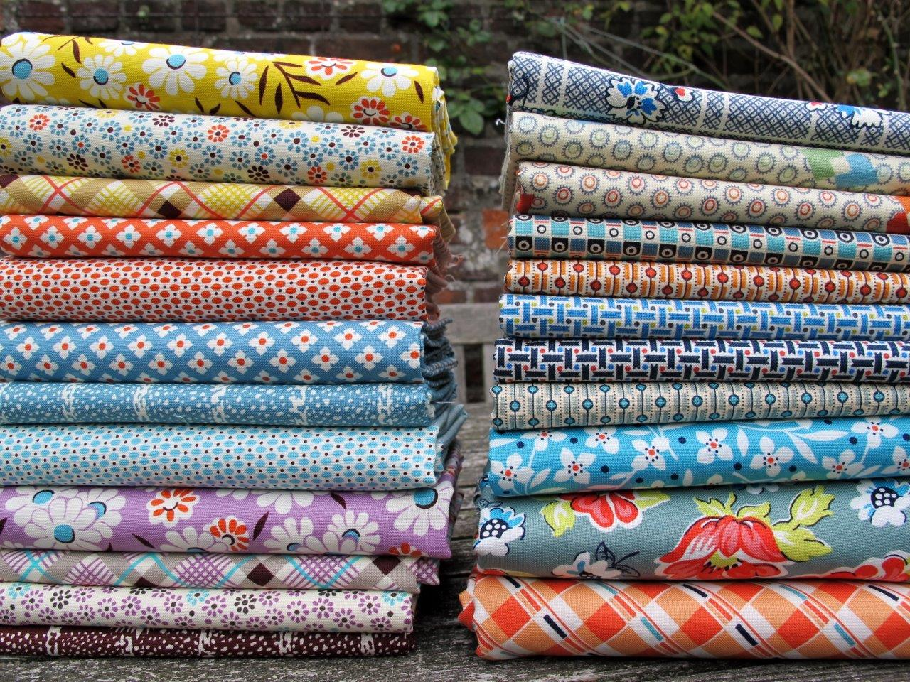 DS quilts fabrics