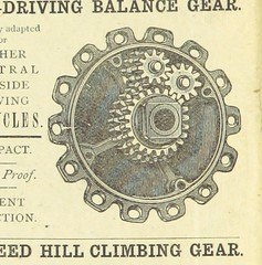 Image taken from page 2 of 'The Cycle Directory, etc'