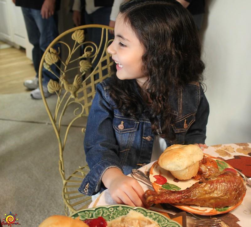 Celebración de Thanksgiving