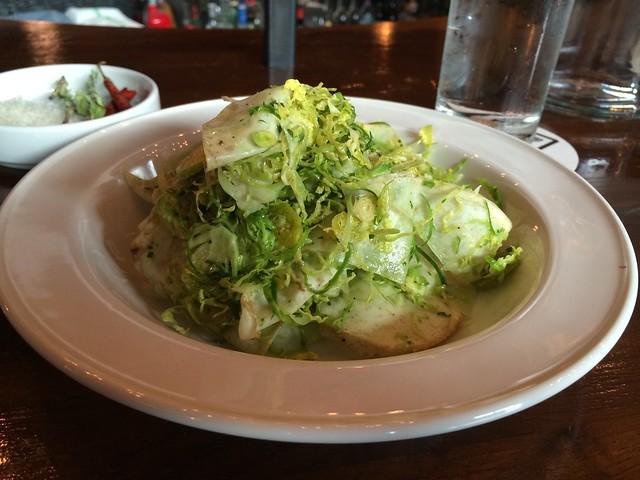 Celery root salad - Stoneburner