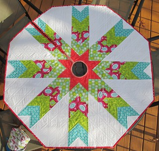Holiday Challenge - tree skirt