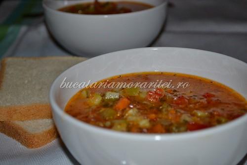 Supa siciliana de legume