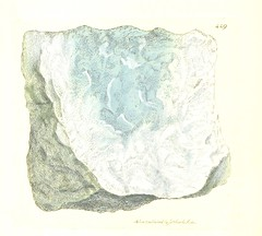 "British Library digitised image from page 192 of ""British Mineralogy: or coloured figures intended to elucidate the mineralogy of Great Britain. By J. Sowerby (with assistance) . F.P"""