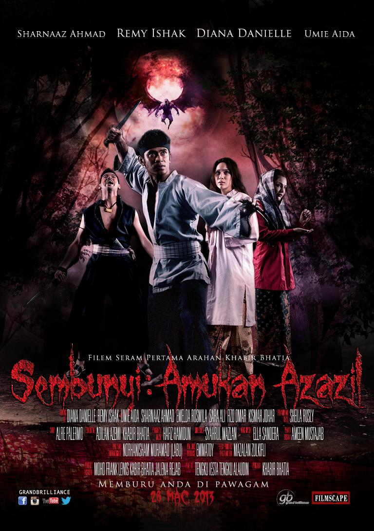 Sembunyi Poster