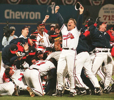 Braves World Series win