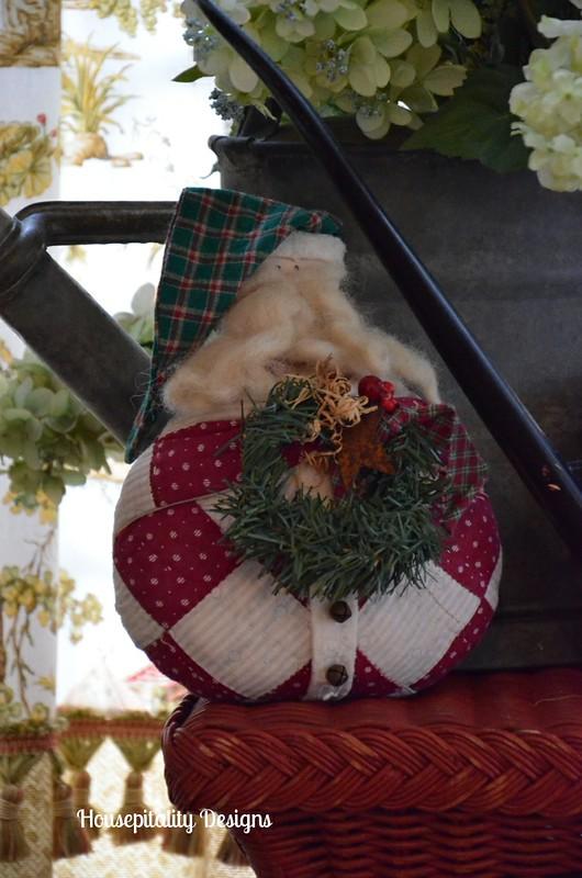 Christmas 2013 Sunroom