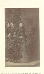 """British Library digitised image from page 173 of """"The History of Hampton Court Palace ... Illustrated, etc"""""""