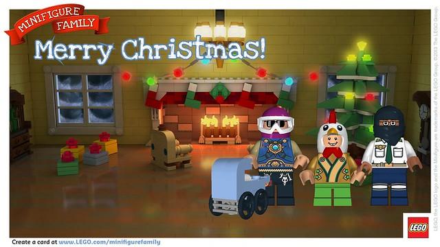 Lego Minifig family 2
