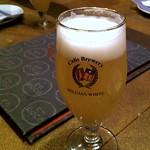 ベルギービール大好き!!グリセット・ブロンシュ Grisette Blanche @エンボカ京都