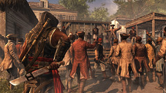 Assassins Creed IV Black Flag Freedom Cry Port Au Prince Slave Auction