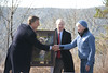 12/11/2013 Governor Bill Haslam attends the Virgin Falls State Natural Area Dedication by Governor Bill Haslam