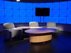Bradford Uni TV Studio