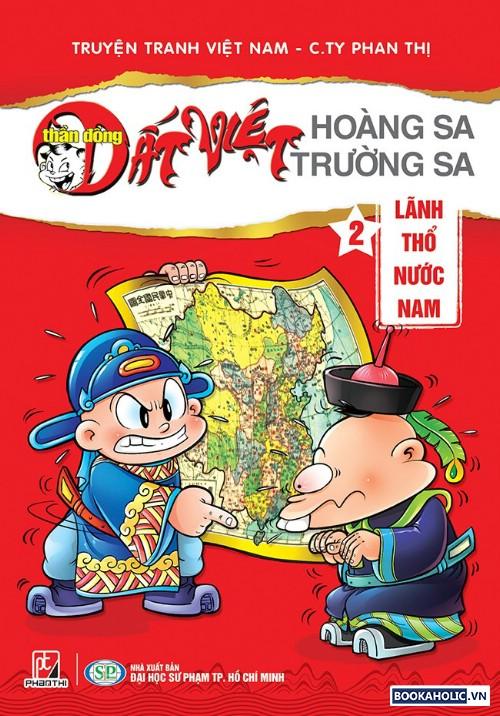 Thần Đồng Đất Việt Hoàng Sa - Trường Sa 2: Lãnh Thổ Nước Nam