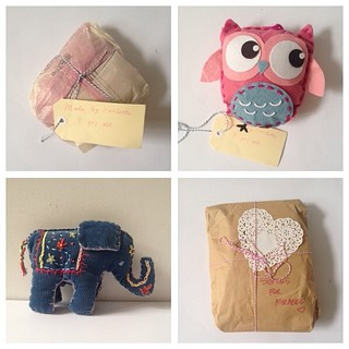 Cute packages #softiesformirabel