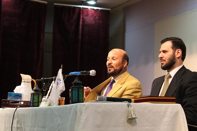 محاضرة لفضيلة الأستاذ الدكتور احمد نوفل