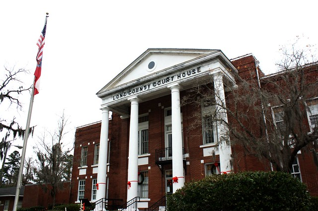 Long County Courthouse