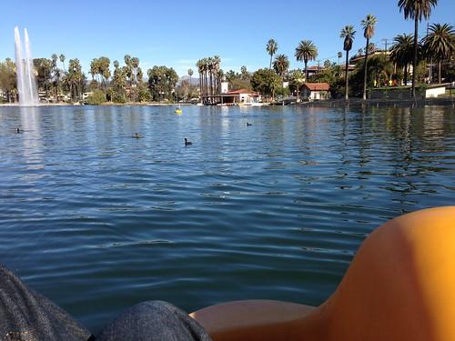 Echo Park boats