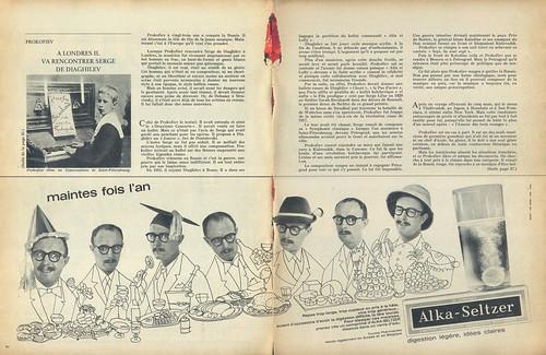 Paris Match, Nº 820, 26 Dezembro 1964 - 20