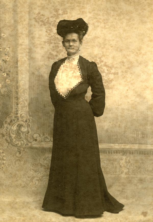Koreshan Clara Woolsey Armstrong in Auburn, New York