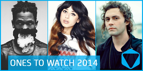 ONES TO WATCH 2014
