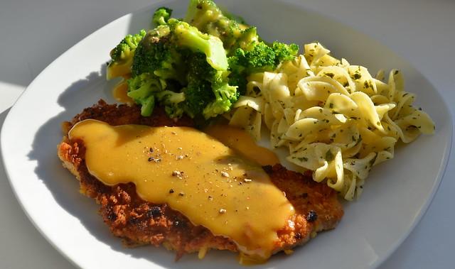 Käse Schnitzel II