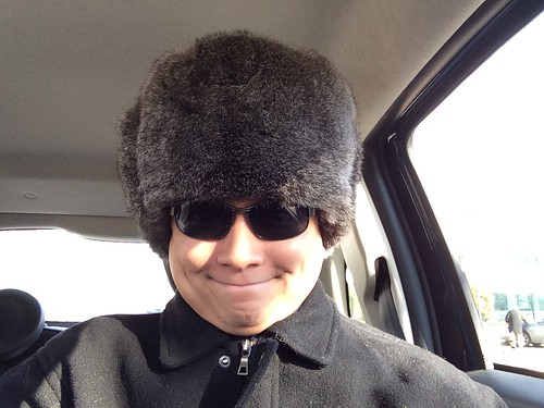 Ushanka kind of day